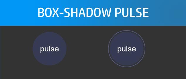 box-shadow pulse