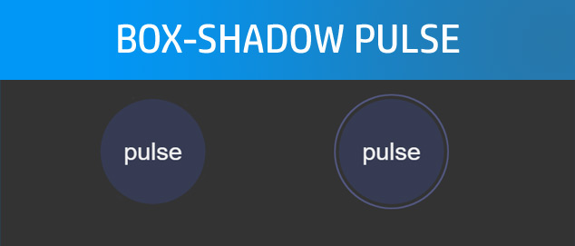 box-shadow pulse
